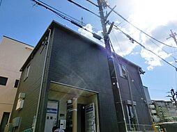 埼玉県さいたま市緑区東浦和2丁目の賃貸アパートの外観