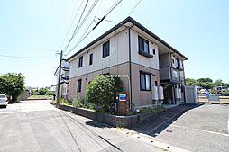 福岡県遠賀郡水巻町二東3丁目の賃貸アパートの外観