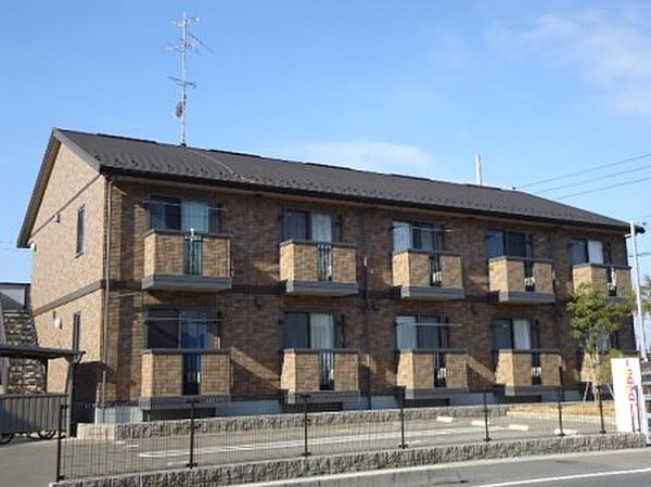 山口県下関市伊倉新町3丁目の賃貸アパート