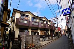東京都清瀬市松山3丁目の賃貸アパートの外観