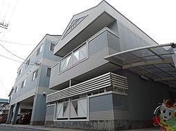 兵庫県伊丹市東野1丁目の賃貸マンションの外観