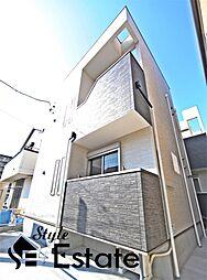愛知県名古屋市中村区岩塚本通4の賃貸アパートの外観