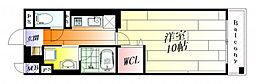 Perfect Life千里丘(パーフェクトライフセンリオカ)[3階]の間取り