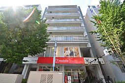愛知県名古屋市千種区井上町の賃貸マンションの外観