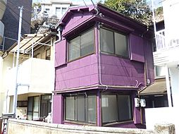 [テラスハウス] 兵庫県神戸市中央区再度筋町 の賃貸【/】の外観