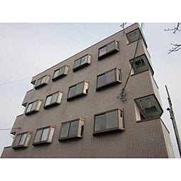 大阪府交野市星田北7丁目の賃貸マンションの外観