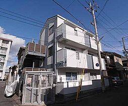 京都府京都市伏見区深草池ノ内町の賃貸アパートの外観