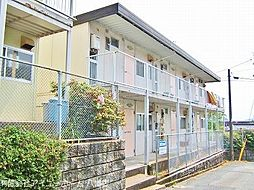 コーポ友田[2階]の外観