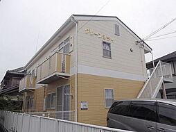 兵庫県神戸市西区宮下2丁目の賃貸アパートの外観