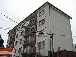 静岡県浜松市中区萩丘5丁目の賃貸マンションの外観