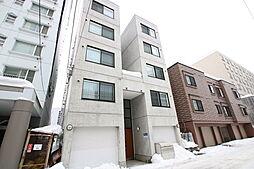 スカイガーデン札幌南[505号室]の外観