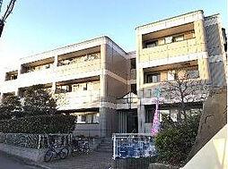 東京都世田谷区喜多見6丁目の賃貸マンションの外観