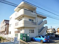 マンションほうれん草[202号室]の外観