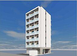 (仮)新庄町マンション計画[4階]の外観
