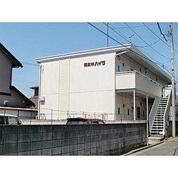 岡本キハイツA[205号室]の外観