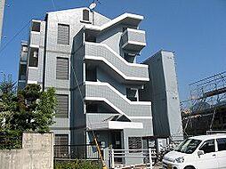 福岡県福岡市東区香椎駅東3丁目の賃貸マンションの外観