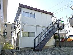 井上アパート[202号室]の外観