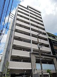 大阪府大阪市都島区東野田町1丁目の賃貸マンションの外観
