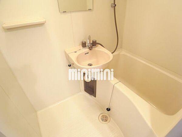 シェリーメゾンのトイレ・お風呂別