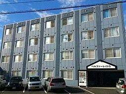 北海道札幌市白石区栄通1丁目の賃貸マンションの外観