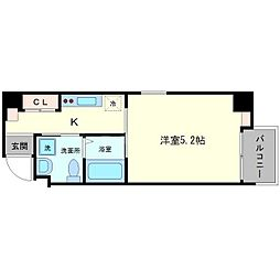 なんば駅 5.3万円