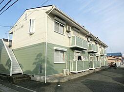 大阪府茨木市中穂積2丁目の賃貸アパートの外観