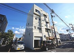 香川県高松市室新町の賃貸マンションの外観