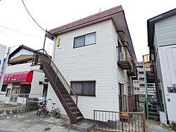 千葉県船橋市田喜野井7丁目の賃貸マンションの外観