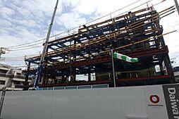 仮 稲田堤レジデンス[3階]の外観
