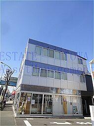 東京都世田谷区尾山台3丁目の賃貸マンションの外観
