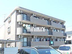 Mellowマンション[1階]の外観