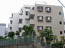 梶ヶ谷スカイマンション[6階]の外観