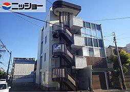 ピーコックビル[1階]の外観