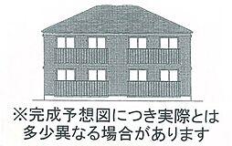 セジュールWIT平井[2階]の外観