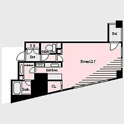 ドゥーエ向島2[4階]の間取り