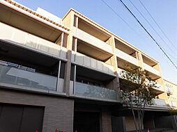 兵庫県神戸市灘区赤松町2丁目の賃貸マンションの外観