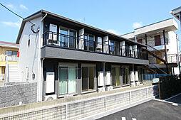 福岡県太宰府市五条2丁目の賃貸アパートの外観