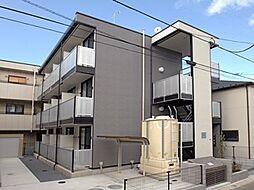 千葉県船橋市日の出2丁目の賃貸アパートの外観
