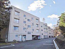 静岡県御殿場市東山の賃貸マンションの外観