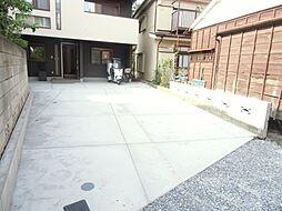 梅田六丁目駐車場(大型自動車とバイク駐車可)