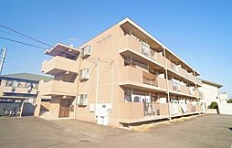 群馬県高崎市棟高町の賃貸マンションの外観