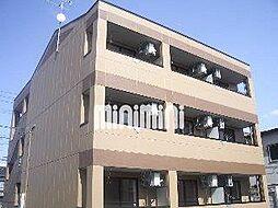 宮城県仙台市若林区若林4丁目の賃貸マンションの外観