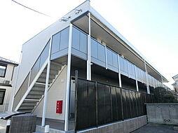 リブリ・とんぼ[2階]の外観