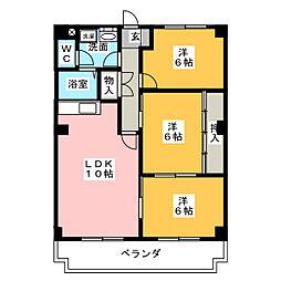 一社駅 6.4万円