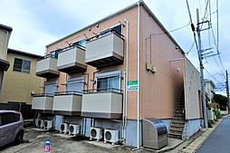 siro都賀[103号室]の外観