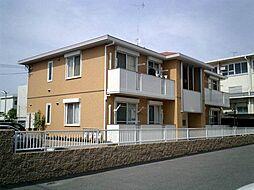 シャーメゾン太田[2階]の外観