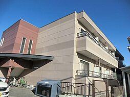 愛知県安城市城南町2丁目の賃貸アパートの外観