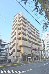 広島県広島市中区千田町1丁目の賃貸マンションの外観