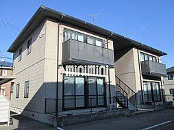 シャーメゾン・湊 弐番館[2階]の外観