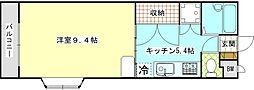IVYハウス[3階]の間取り
